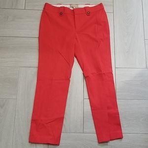 Banana Republic • Martin Fit Pants, Size 8